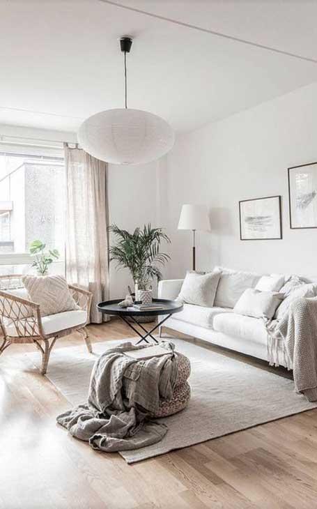 surface appartement salon