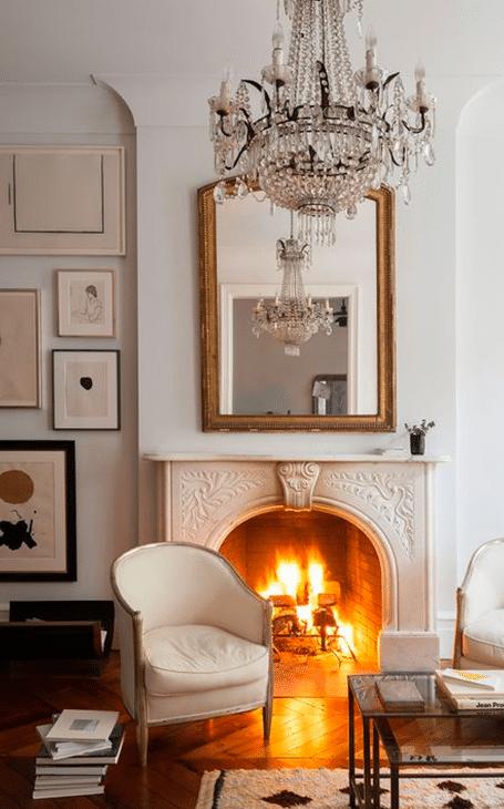 décoration française salon