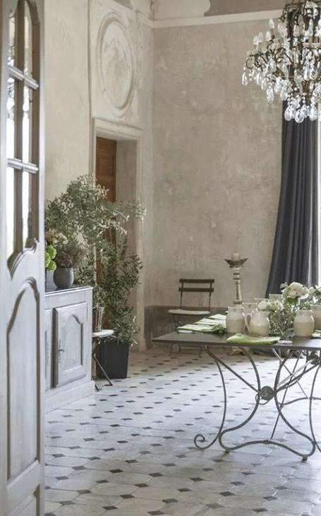 décoration française mas provençal
