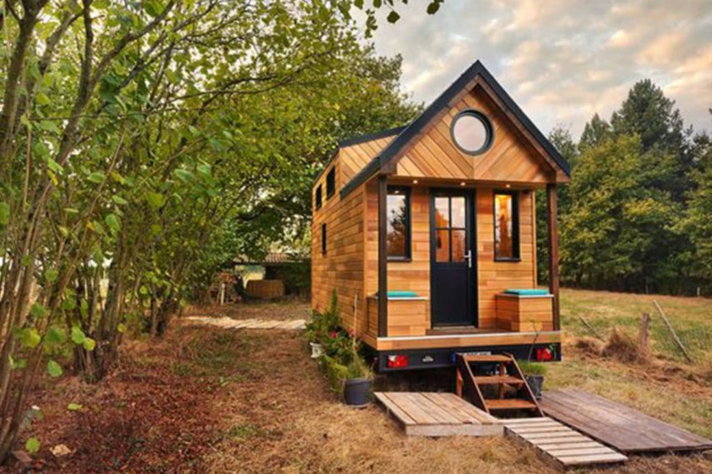 Tiny house idée maison