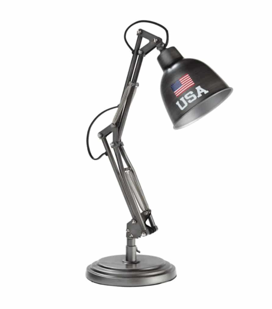 Lampe de bureau USA
