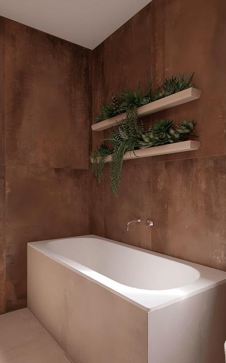 salle de bains style industriel 40908
