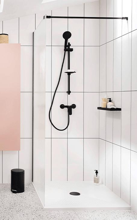 salle de bain indus