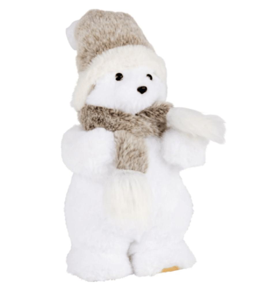 Déco de Noël Ours polaire