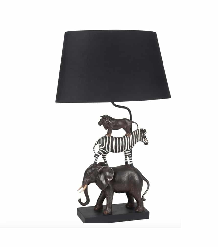 BESTIAIRE - Lampe à poser animaux