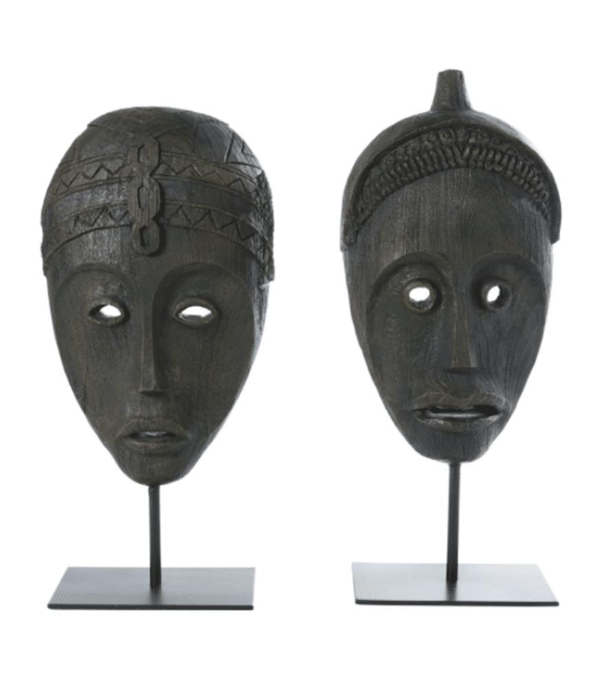 Statues masques LUANDA