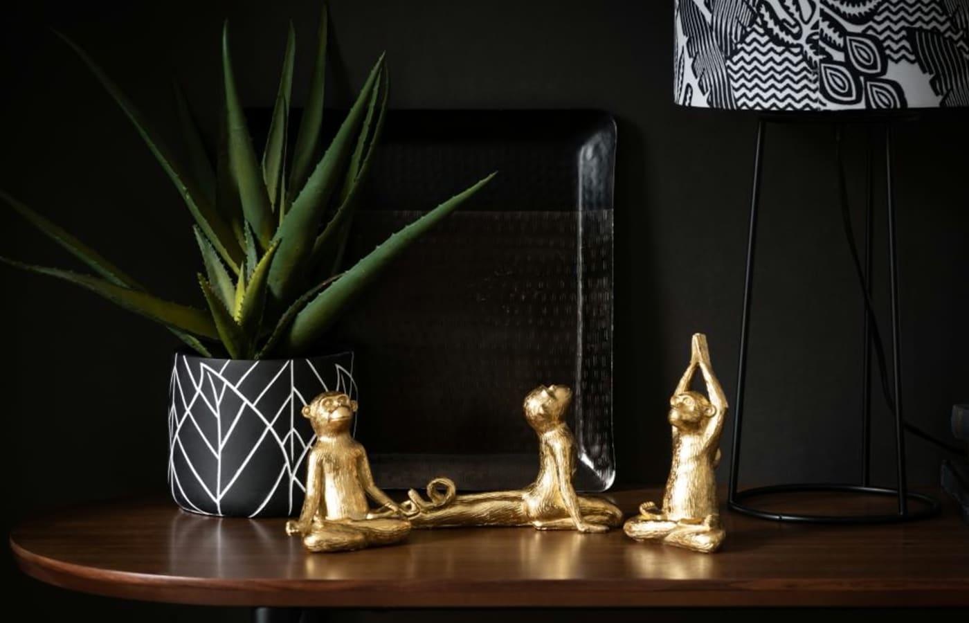 décoration singes