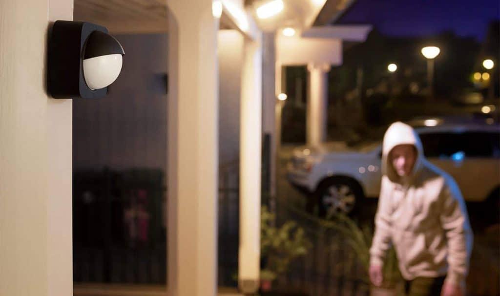 maison sécurisée