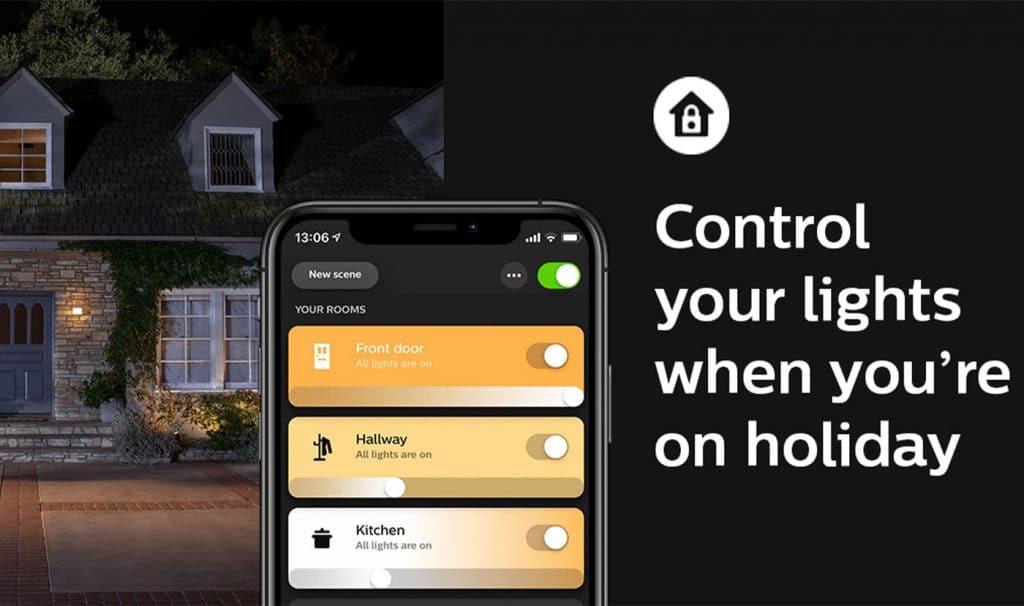 application maison sécurisée