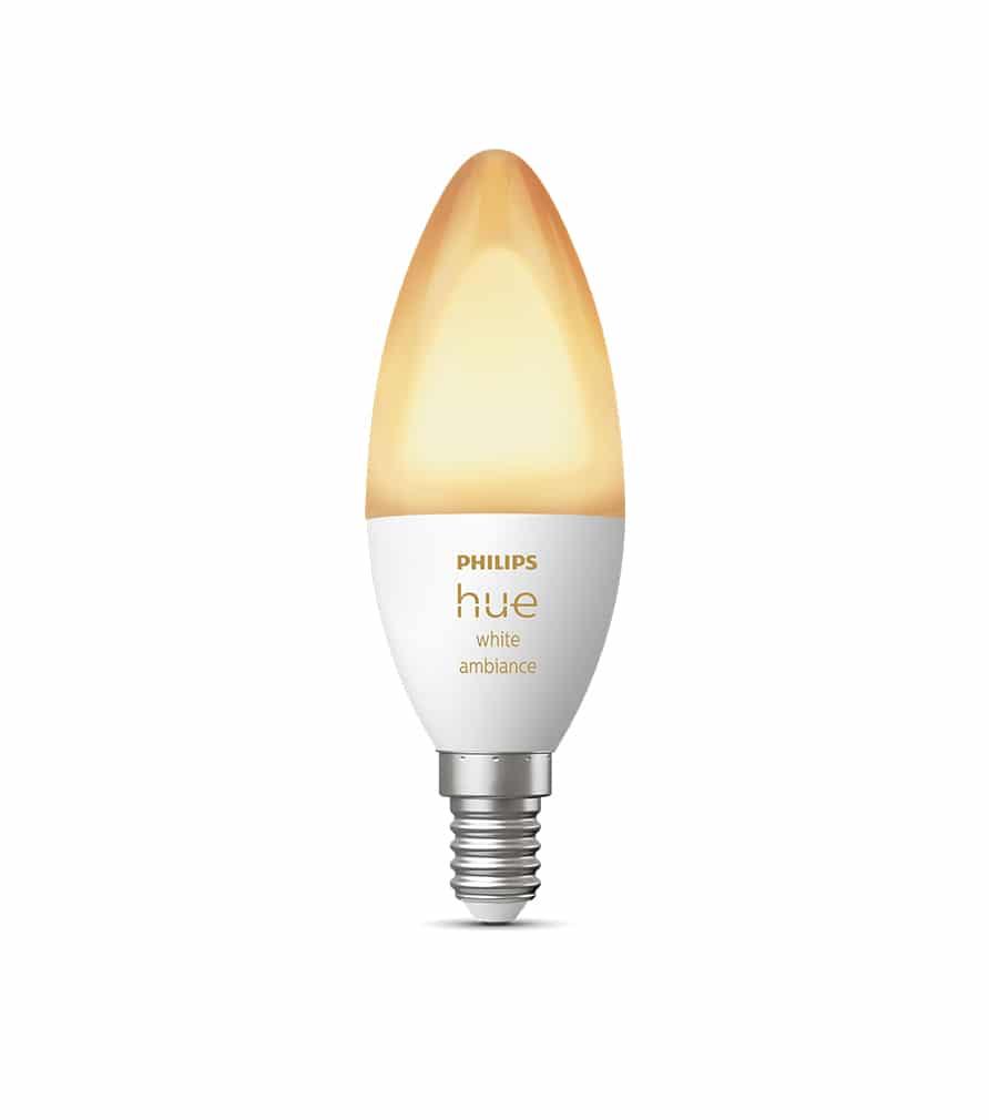 Ampoule connectée E14