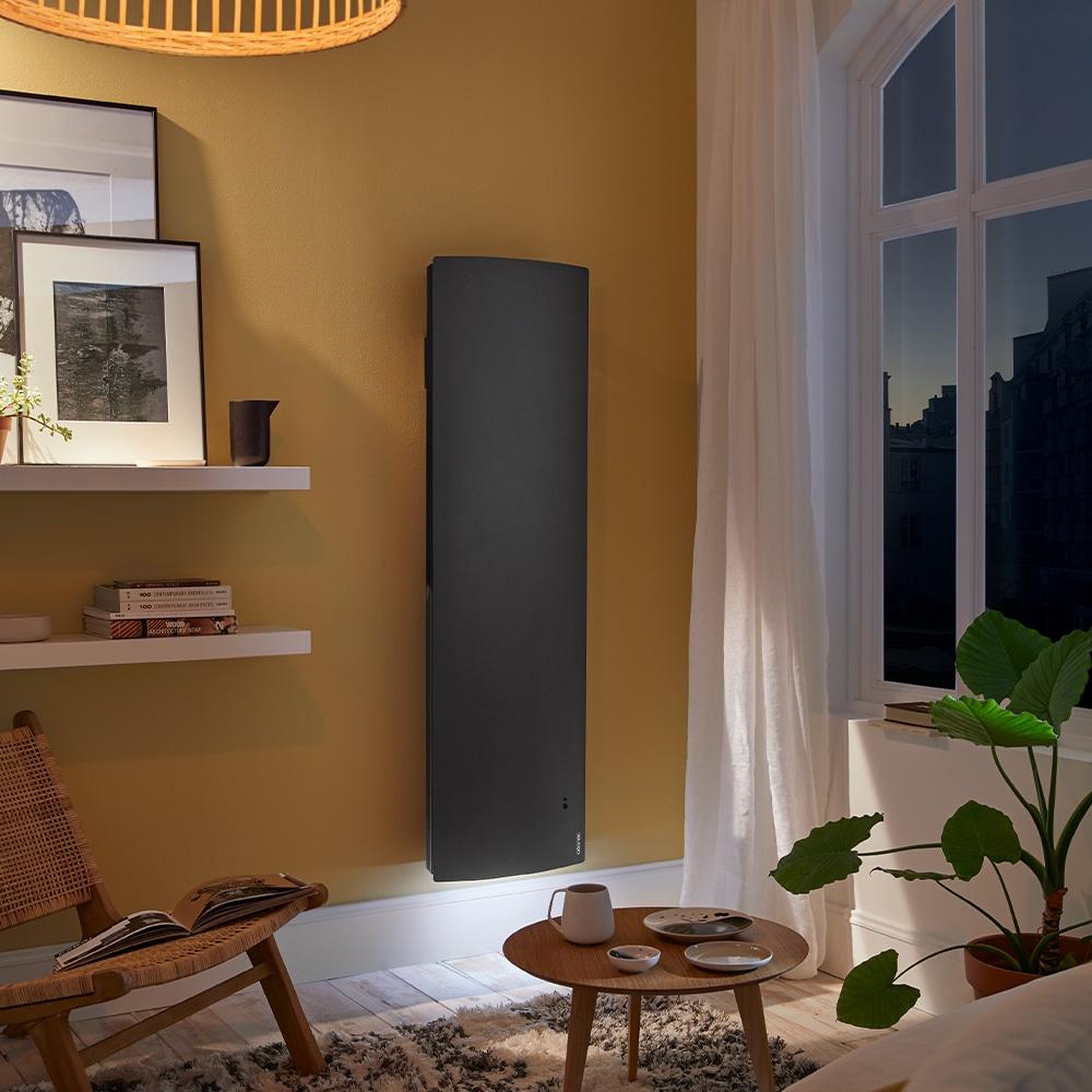 radiateur lumineux