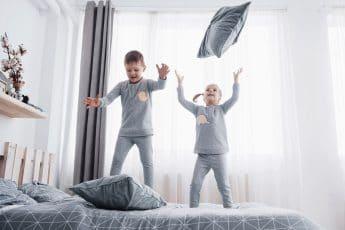 confort acoustique chambre enfant