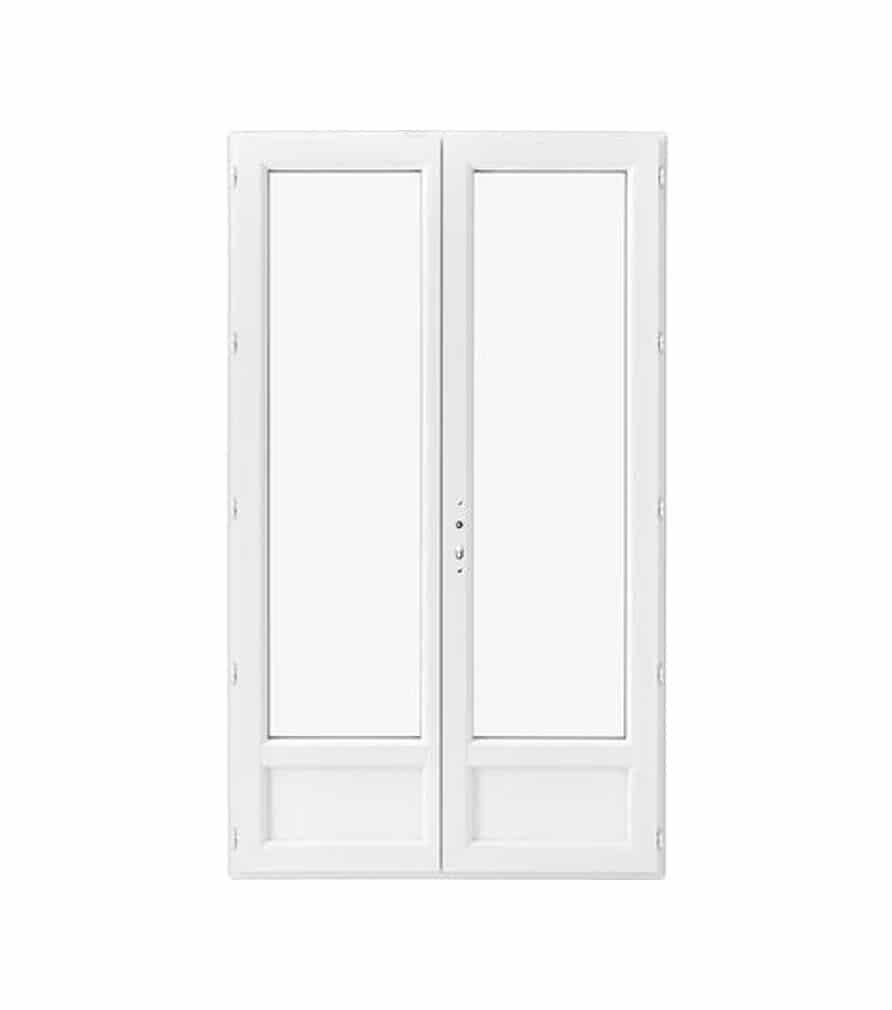 Porte-fenêtre PVC 2 vantaux PRIA