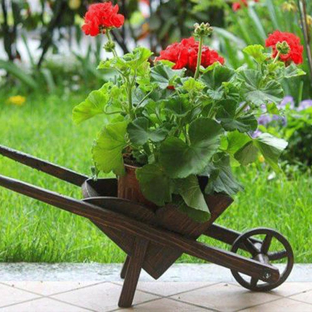 déco jardin récup