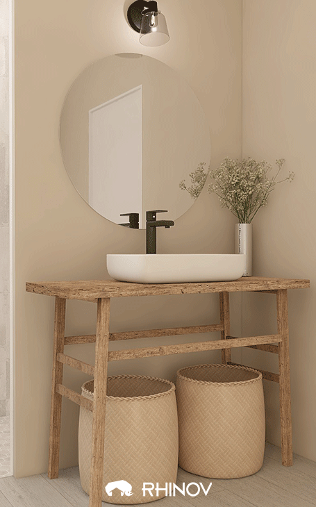 idées déco salle de bains