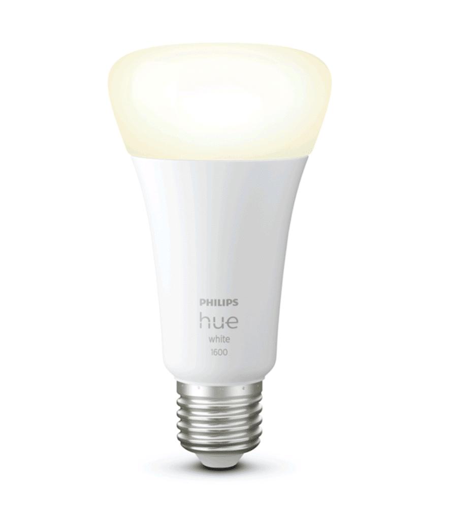 Ampoule connectée led opaque standard E27