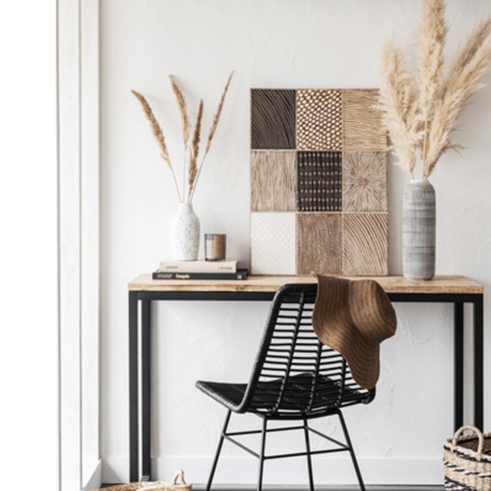 vases en grès collection Maisons du Monde