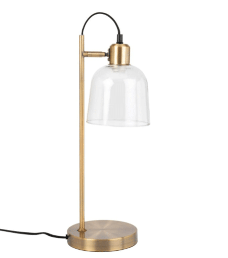 VILMA - Lampe en verre